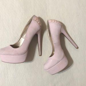Charlotte russe Pink heels